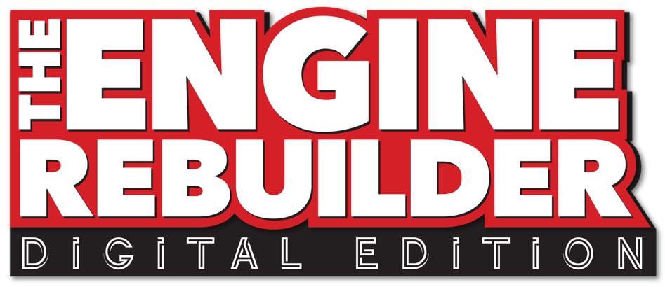 The Engine Rebuilder Digital Edition Logo